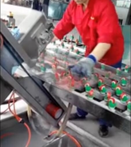 砂带机、磨边机、倒棱机——汽车玻璃磨边视频